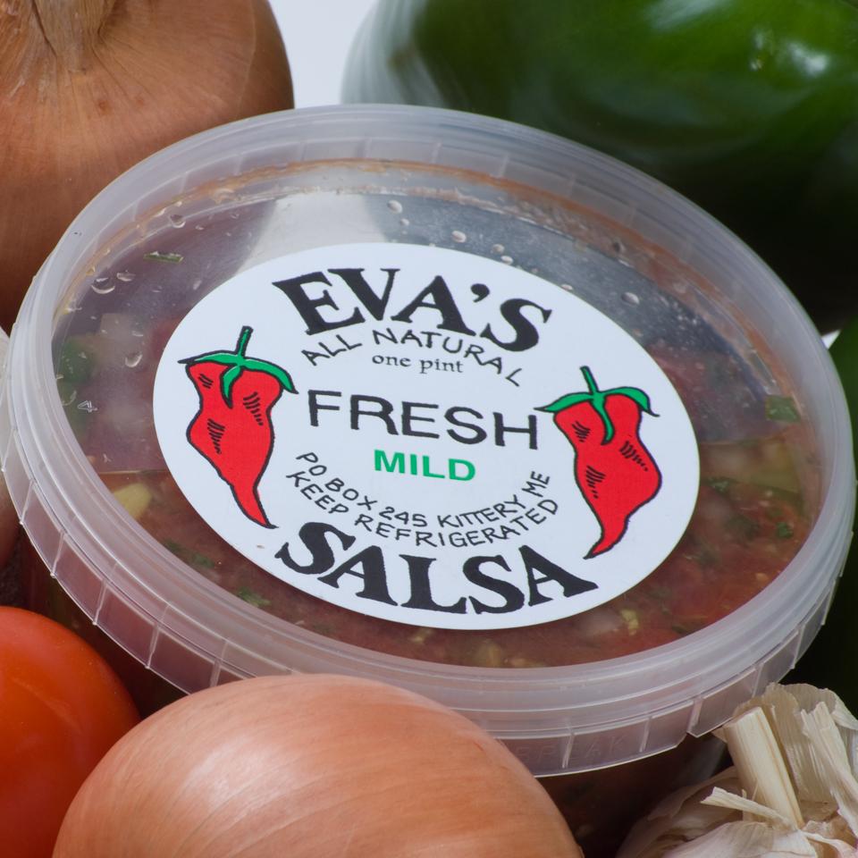 Eva's Salsa, foodIMGP0393